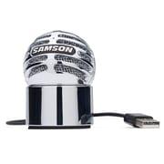 Samson® Meteorite USB Condenser Microphone, Chrome