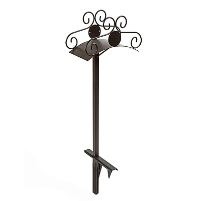 Liberty Garden™ Decorative Hose Stand, Black (645-KD)