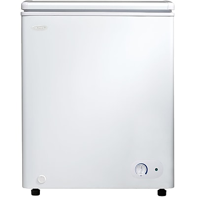 Danby Chest Freezer, 3.8cu ft, White (DCF038A1WDB1)