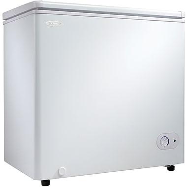 Danby Chest Freezer, 5.5cu ft, White (DCF055A1WDB1)