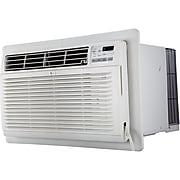 LG Energy Star 11,500 BTU 115V Thru-the-Wall Air Conditioner with Remote Control, White (LT1216CER)