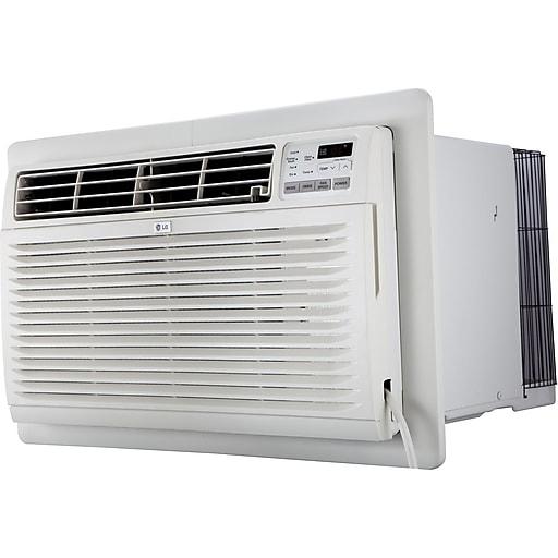 LG Energy Star 11,500 BTU 115V Thru-the-Wall Air Conditioner with Remote Control