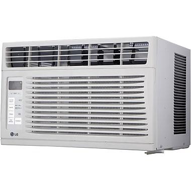 LG 6,000 BTU 115V Window-Mounted Air Conditioner with Remote Control (LW6015ER)