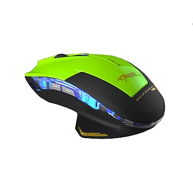 E-Blue Mazer Type-R Gaming Mouse, Green