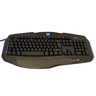 E-Blue Cobra II Backlit Gaming Keyboard, French