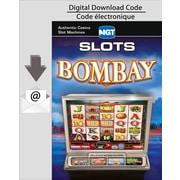 Logiciel de jeux de machines à sous IGT Slots Bombay pour PC/MAC, anglais