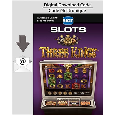 PC IGT Slots Three Kings