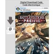 Logiciel de jeu Battlestations Pacific pour PC, anglais