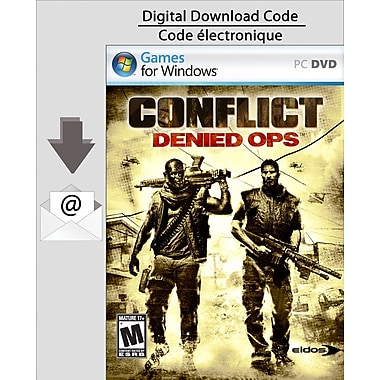 PC Conflict: Denied Ops, [Download]