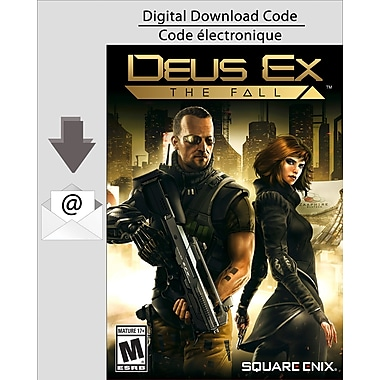 PC Deus Ex: The Fall, [Download]