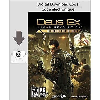 PC Deus Ex Human Revolution Director's Cut, [Download]