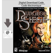 Logiciel de jeu Dungeon Siege pour PC, anglais