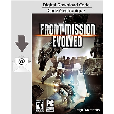 PC Front Mission Evolved, [Download]