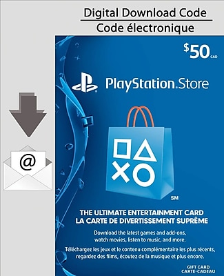 Playstation Store (PSN) Gift Cards