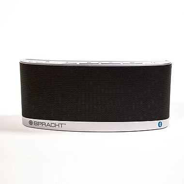 Spracht – Haut-parleur Bluetooth sans fil, portatif, BluNote 2.0, noir