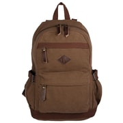 Bugatti BKP102 Canvas Backpack, Khaki