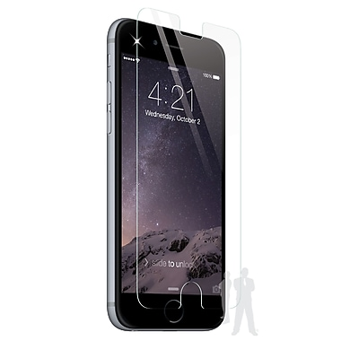 BodyGuardz ScreenGuardz Pure® Express Align Screen Protector for iPhone 6 Plus, Clear (SGPCE-API6P-9A0)