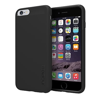 Incipio® DualPro Hard-Shell Case for iPhone 6 Plus, Black (IPH-1195-BLK)