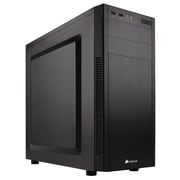Corsair® Carbide Series® 100R Silent Edition Mid-Tower Computer Case, Black