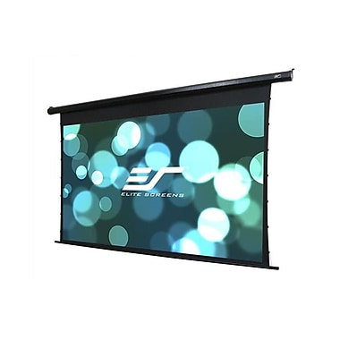 Elite Screens – Écran de projection TVHD Spectrum Tab Tension ELECTRIC100HT