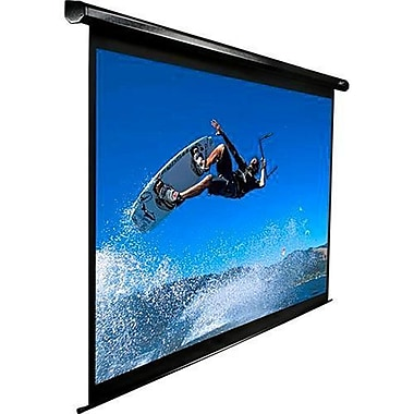 Elite Screens ELECTRIC106X Spectrum Projector Screen, 16:10, White Case