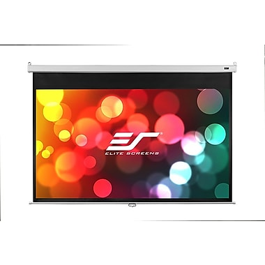 Elite Screens – Écran de projection Manual SRM Pro M120HSR PRO