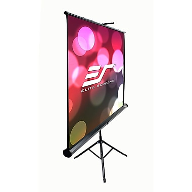 Elite Screens T85SB Tripod B Projector Screen