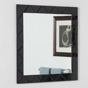 Decor Wonderland Luciano Frameless Wall Mirror