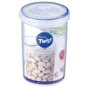 Lock & Lock Twist Top Round 25.6 Oz. Food Storage Container