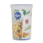 Lock & Lock Twist Top Round 44 Oz. Food Storage Container