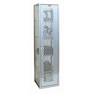 Hallowell 5 Tier 1 Wide Gym Locker