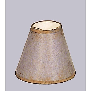 Volume Lighting 6'' Metal Empire Lamp Shade