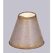 Volume Lighting 6'' Metal Empire Lamp Shade