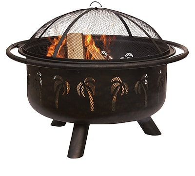Blue Rhino Uniflame Wood Burning Fire pit