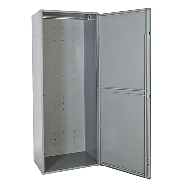 Hallowell Uniform Exchange 1 Tier 1 Wide Storage Locker