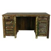MOTI Furniture Trinidad Executive Desk