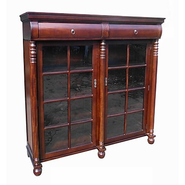 D-Art Collection Traditional Display Standard Bookcase
