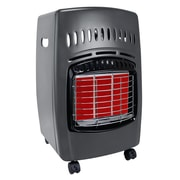World Marketing 18,000 BTU Portable Propane Infrared Compact Heater