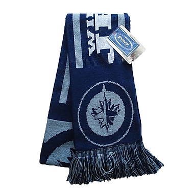 Winnipeg Jets Multi Logo Scarf