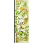 LPGGreetings Life Lines Beautiful Young People by Lori Voskuil-Dutter Graphic Art Plaque