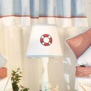 Brandee Danielle Sail Away 8'' Empire Lamp Shade