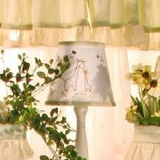 Brandee Danielle Little One 8'' Empire Lamp Shade