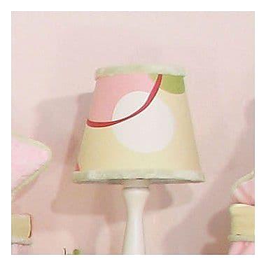 Brandee Danielle Minky Bubbles 8'' Cotton Empire Lamp Shade