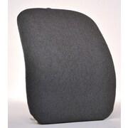 Sacro-Ease Keri Back Chair Cushion; Smoke