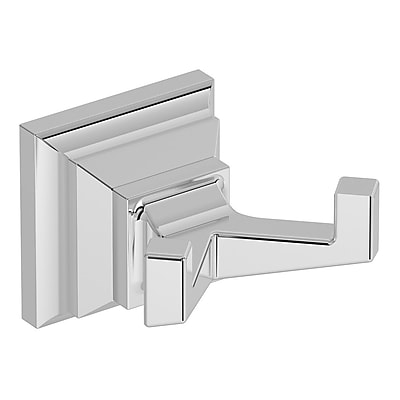 Symmons Oxford Wall Mounted Robe Hook; Chrome