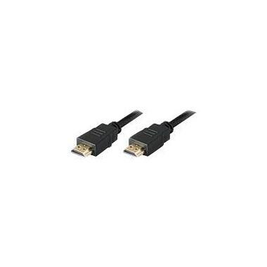 AddOn® HDMI2HDMI6F 6' HDMI 1.3 Audio/Video Cable, Black