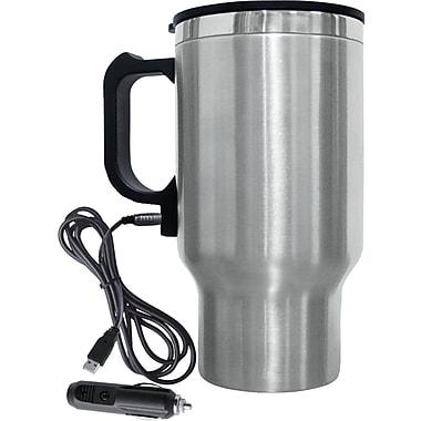 Brentwood Electric Coffee Mug W/wire Car Plug