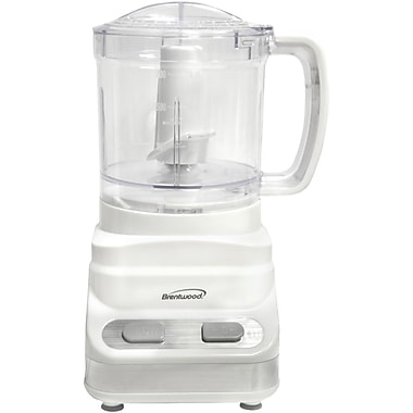 Brentwood 3 Cup Food Processor (BTWFP546)