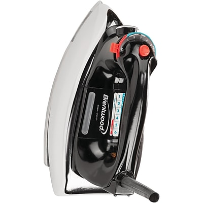 Brentwood Classic Nonstick Steam/dry Iron