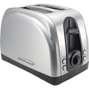 Brentwood 2 Slice Elegant Toaster With Brushed Stainless Steel Finish (BTWTS225S)